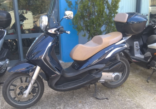 PIAGGIO BEVERLY TOURER 300 ie b